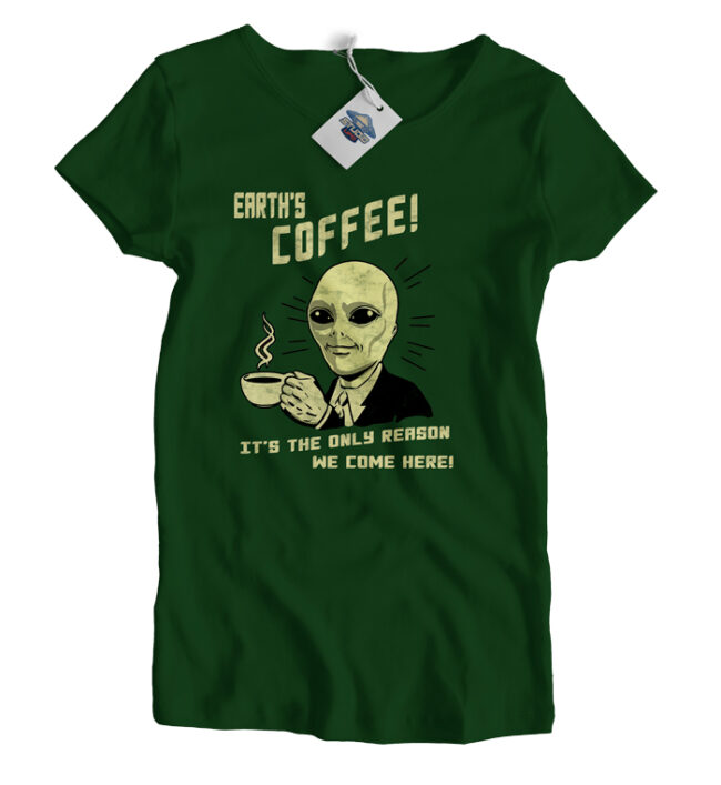 womens alien shirt